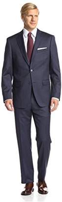 Franklin Tailored Men's Pinstripe Tracy Suit