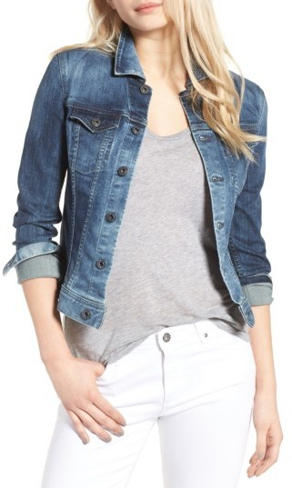 Women's Ag 'Robyn' Denim Jacket
