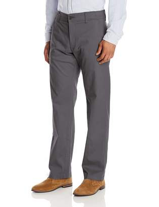 Lee Men's Big-Tall Performance Series Extreme Comfort Khaki Pant