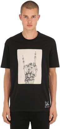 Bally Shok-1 X Swizz Beatz Printed T-Shirt