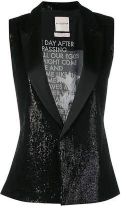Each X Other sequin embellished waistcoat