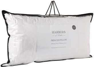 Harrods 80% Goose Down Princess Pillow (King)