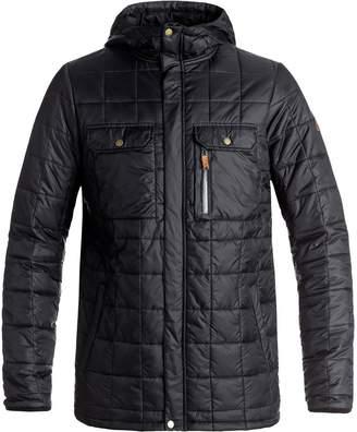Quiksilver Cruiser Hooded Jacket - Men's