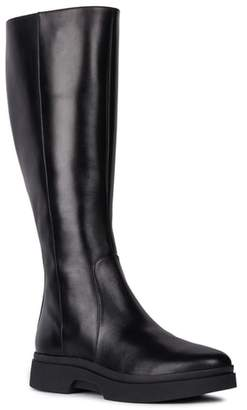 Geox Myluse Knee High Platform Boot