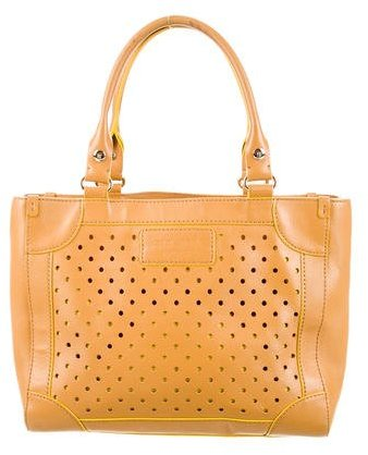 Kate SpadeKate Spade New York Perforated Leather Tote