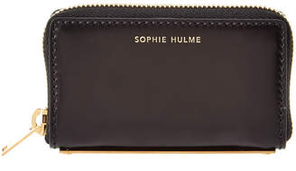 Sophie Hulme Rosebery Leather Coin Purse