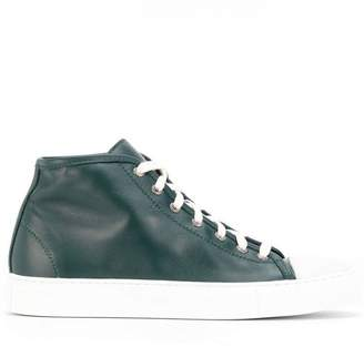 Sofie D'hoore hi-top sneakers