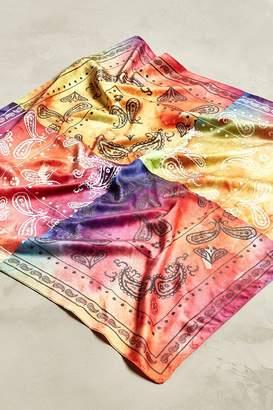 Urban Outfitters Quad Tie-Dye Bandana