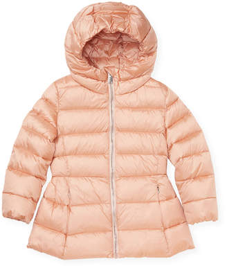 ADD Hood Quilted Jacket