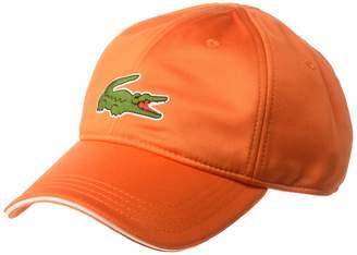 7e8836498b3 Lacoste Men s Sport Miami Open Edition Croc Cap