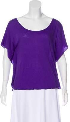 Calypso Oversize Short Sleeve Top
