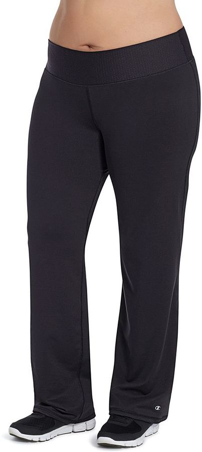Champion Plus Size Champion Absolute Workout Semi-Fitted Performance Pants