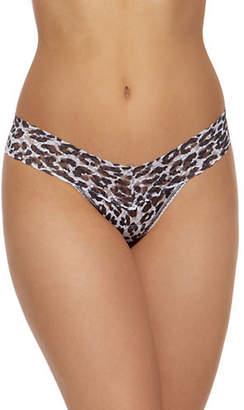 Hanky Panky Copycat Low-Rise Lace Thong