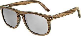 Earth Wood Pacific Polarized Sunglasses