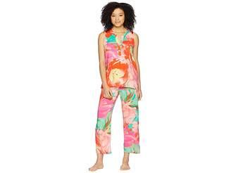 Natori N by Saigon PJ Set Women's Pajama Sets