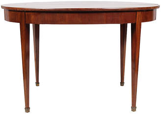 One Kings Lane Vintage Antique Directoire-Style Dining Table - Vintique
