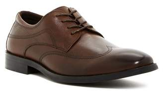 5e5770b47d9 Kenneth Cole New York Design 10421 Wingtip Leather Derby