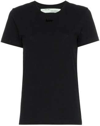 Off-White arrow back logo t-shirt