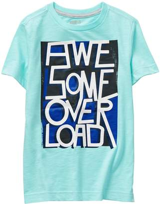 Crazy 8 Crazy8 Awesome Overload Tee