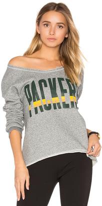 Junk Food Packers Sweatshirt $62 thestylecure.com