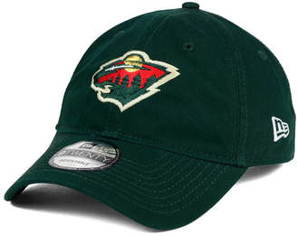 New Era Minnesota Wild Relaxed 9TWENTY Strapback Cap