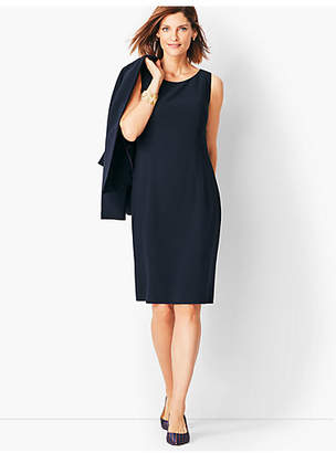 Talbots Easy Travel Suiting Sheath Dress