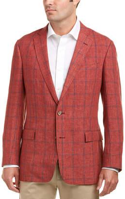 Brooks Brothers Regent Fit Linen Sportcoat