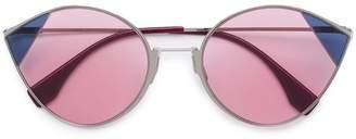 Fendi Eyewear Cut-Eye sunglasses