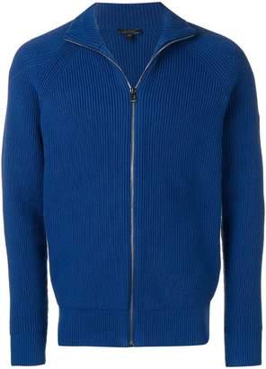 Belstaff zipped up cardigan