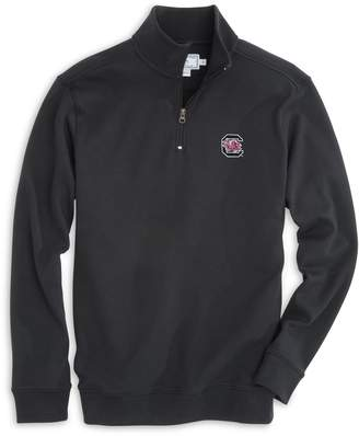 Southern Tide Gameday Skipjack 1/4 Zip Pullover - University of South Carolina
