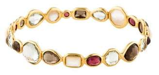 Ippolita 18K Mother of Pearl & Multistone Bangle