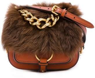 Miu Miu chain handle shoulder bag