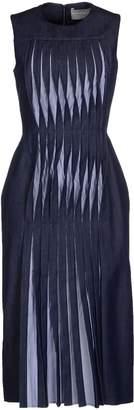 Richard Nicoll 3/4 length dresses