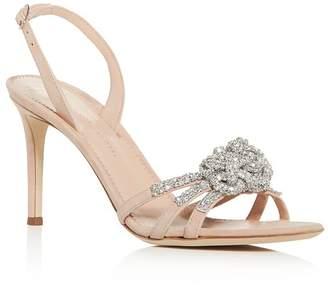 Giuseppe Zanotti Women's Embellished Slingback High-Heel Sandals