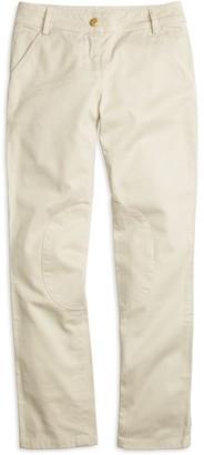 Brooks Brothers Girls Cotton Jodhpur Pants
