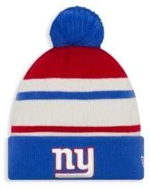 New Era Men s EK New York Giants Beanie - Blue Red 812bb81a4