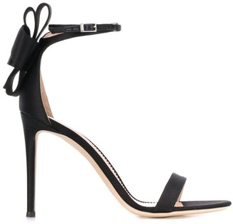 Giuseppe Zanotti Alina Bow sandals