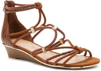 Apt. 9 Women's Strappy Wedge Sandals