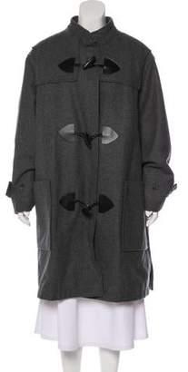See by Chloe Knee-Length Wool Coat