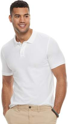 Sonoma Goods For Life Men's SONOMA Goods for Life Flexwear Classic-Fit Stretch Pique Polo