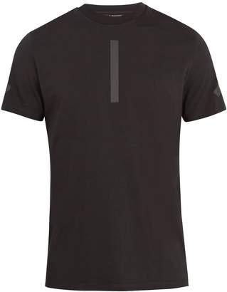 Neil Barrett Tape-print cotton-jersey T-shirt