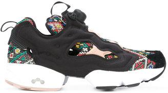 Reebok Instapump Fury GT sneakers $168.21 thestylecure.com