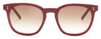 Bobbi Brown Cassandra 50mm Square Sunglasses