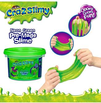 CRa Z Slimy Creations Girls Z-Slimy Creations 24Fl. Oz. Premade Slim Green