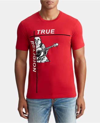 True Religion Men's Cross Graphic T-Shirt