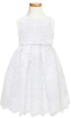 C.I. Castro & Co. Scallop Lace Dress
