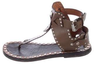 Isabel Marant Johanna Studded Sandals