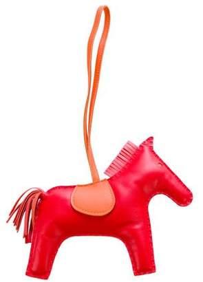 Hermes GriGri Rodeo Bag Charm GM
