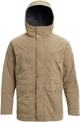 Burton Newfound Down Trench Jacket - Men's