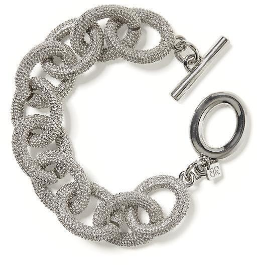 Banana Republic Silver Link Bracelet